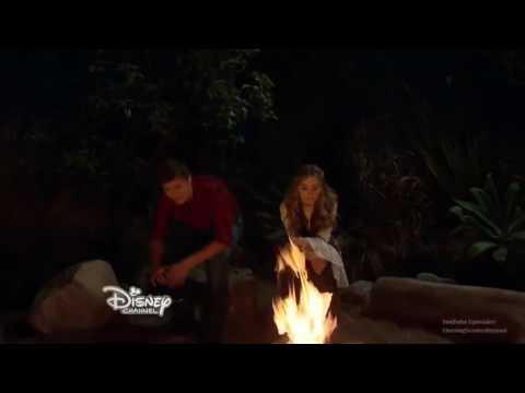 girls meet world lucas and maya campfire