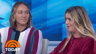 Meet The First Women To Make USA's First Olympic Surfing Team | TODAY