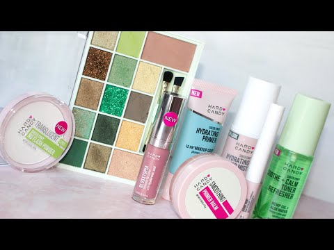 New Makeup from HARD CANDY | Tutorial, Review & Wear Test