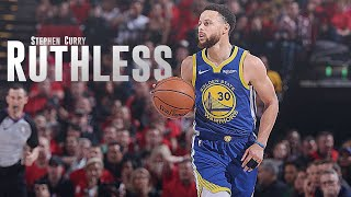 "Stephen Curry ""Ruthless"""
