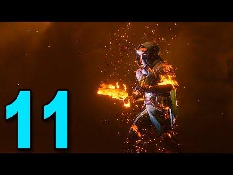 Destiny 2 - Part 11 - UNLOCKING A NEW SUBCLASS!