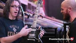 AC/DC Legend Angus Young's Live SGs