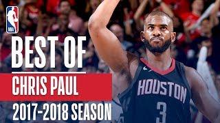 Best of Chris Paul | 2017-2018 NBA Season