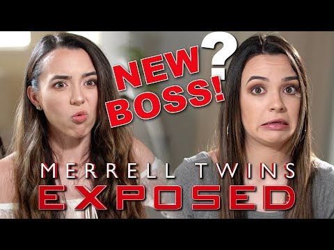 Merrell Twins Exposed ep.7 - The New Boss