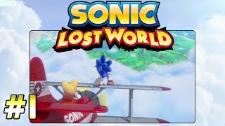 Let's Play FR HD Sonic Lost World - Episode 1
