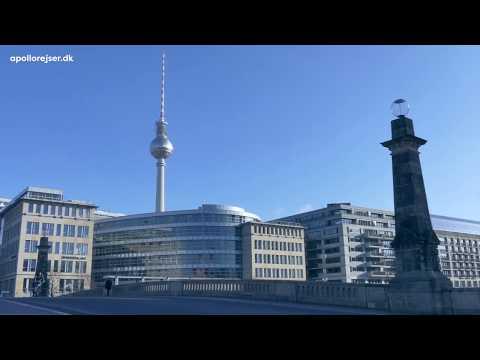 Rejser til Berlin - En storbyferie du sent glemmer!