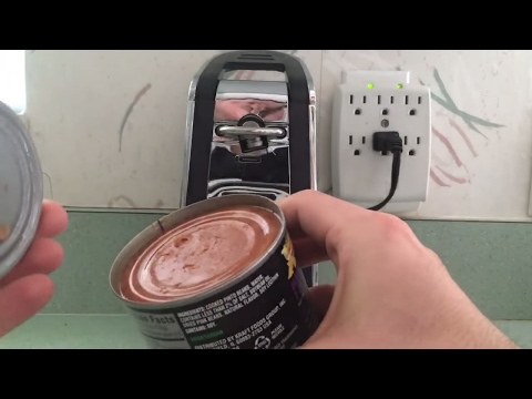 video Hamilton Beach Smooth Touch Electric Automatic Can Opener Review