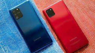 Samsung S10 Lite   صراع اللايت الأقوى