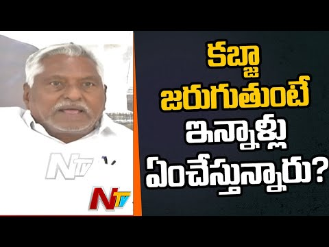 Land grabbing charged levelled against Eatala for becoming contender to CM post: Jeevan Reddy
