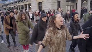 The Greatest Showman  | Covent Garden Comes Alive | 2017