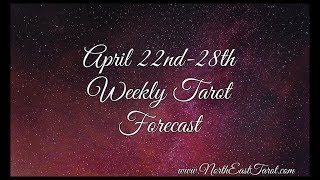Capricorn Weekly Tarot Forecast April 22nd-28th