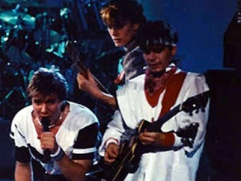Duran Duran - Of Crime And Passion (Live 1984 / Picture montage)