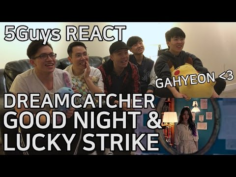 [OMG GAHYEON] Dreamcatcher (드림캐쳐) - 'GOOD NIGHT' & BONUS VIDEO (5Guys MV REACT)