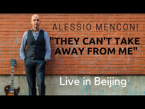 """""""They can't take away from me""""- Alessio Menconi live in Beijing"""