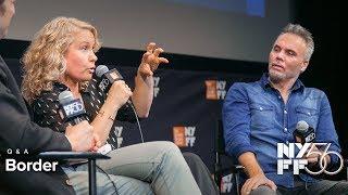 'Border' Q&A | Eva Melander & Göran Lundström | NYFF56