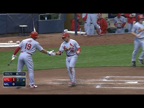 4/25/15: Cards win game but lose Wainwright