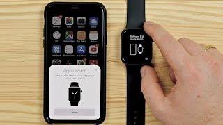 Apple Watch Series 4 (44mm) - Einrichtung, zweiter Eindruck & kurzer Lautsprecher Test // DEUTSCH