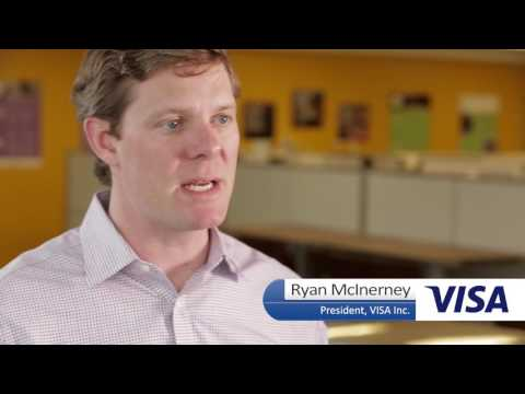 Visa President Ryan McInerney on Being a DocuSign Customer, Partner & Investor