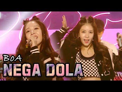 [Comeback Stage] BoA - NEGA DOLA, 보아 - 내가 돌아 Show Music core 20180203