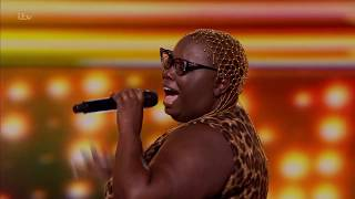 The X Factor UK 2018 Burgandy Williams Auditions Full Clip S15E04