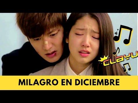 Milagro En Diciembre - Exo - The Heirs ♥