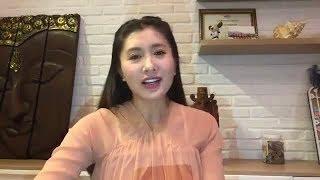 Diễn viên Nguyệt Ánh chia sẻ về chế độ dinh dưỡng và bổ sung vitamin cho mẹ bầu