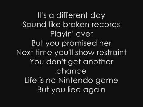 Eminem Ft. Rihanna - Love The Way You Lie With Lyrics