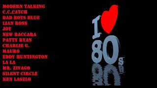 EuroDisco Hits 80's  - Vol.1 (Modern Talking, Bad Boys Blue, C.C.Catch, Lian Ross, Silent Circle..)