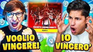 SFIDO 1VS1 @Los Amigos PER VINCERE IL NUOVO BUNDLE 😱 VIDEO EPICO