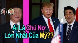 NVRADIO P2: Chiến Tranh Tiền Tệ Mỹ, TQ_Trung Quốc Không Còn là Chủ Nợ Lớn Nhất Của Mỹ