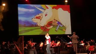 "Video Games Live 2018 4K: Jason Paige sings ""Pokémon!"" (Full Song)"