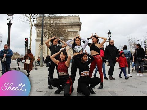 [KPOP IN PUBLIC PARIS] ITZY(있지) - 달라달라(DALLA DALLA) 커버댄스 Dance Cover