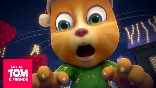 PREMIERE! Santa's Phone - Talking Tom and Friends | Season 5 Episode 17