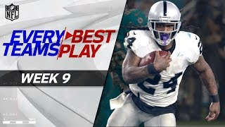 Every Team's Best Play of Week 9 💯 | NFL Highlights