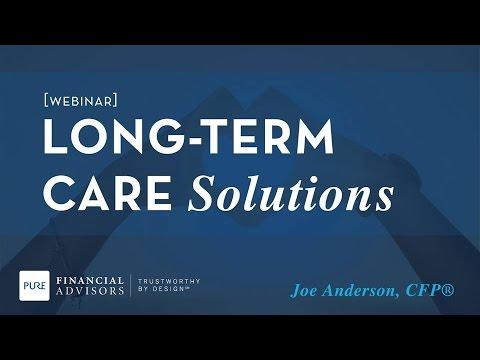Long-Term Care Webinar
