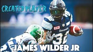 "James Wilder Jr.    ""CREATED PLAYER""     2017 Official Highlight Tape"