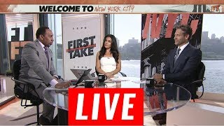 First Take Live 03/15/2019 LIVE HD (for Smart Phone) - Get Up LIVE - Stephen A. Smith on ESPN