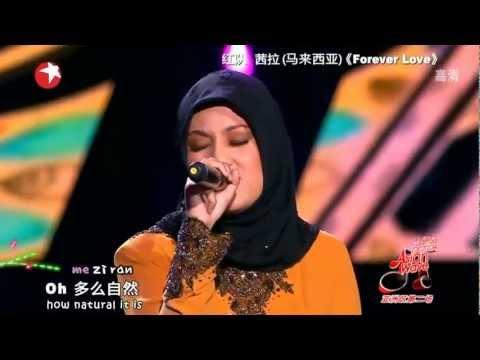 [pinyin + eng sub] Shila Amzah - Forever Love (Wang Lee Hom)