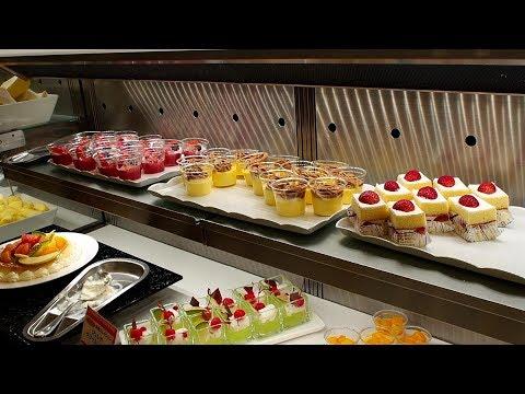 【ケーキ・フルーツ等食べ放題】新宿タカノフルーツバーに行く!高レベルのバイキング!フルーツ専門店のフルーツ・ケーキは美味!東京・新宿