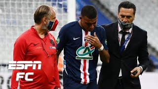 Kylian Mbappe's injury 'worst case scenario' for PSG's Champions League hopes - Laurens | ESPN FC