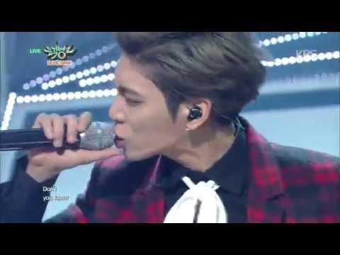 [HIT] 뮤직뱅크-종현(JONGHYUN) - 데자-부(Deja-boo) + Crazy.20150109