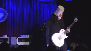 Buckethead 4K - Soothsayer - 5/7/16 - BB Kings, NYC