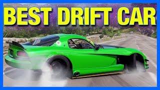 Forza Horizon 4 : THE BEST DRIFT CAR!!
