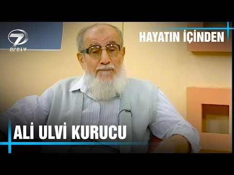 Özlem Zengin ile Hayatın İçinden - Ali Ulvi Kurucu | 29 Eylül 1999