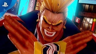 Jump Force - All Might Primo trailer