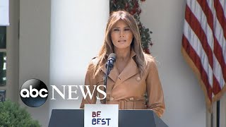 Being Melania - The First Lady Part 2: Melania Trump on her husband's tweets