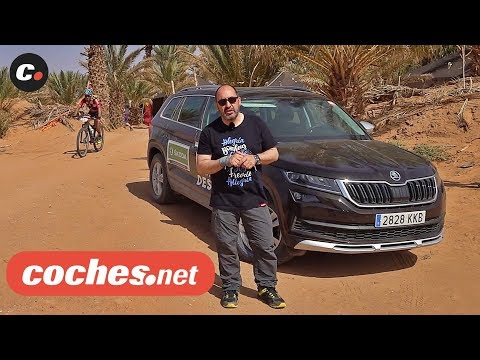 Skoda Kodiaq Scout SUV / Titan Desert 2019 | Prueba / Test / Review en español | coches.net