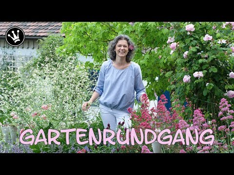 GARTENRUNDGANG in meinem DekoideenReich   Gartengestaltung   Tipps und Dekoideen   Garten im Sommer