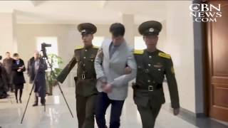 Beaten and Terrorized, Otto Warmbier Returns in a Coma from N Korean Captivity