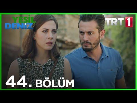 Yeşil Deniz (44.Bölüm YENİ) | 26 Ekim Son Bölüm Full HD 1080p Tek Parça Dizi İzle